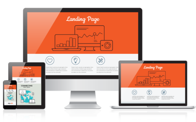 Different Categories Of Landing Pages