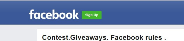 Tips On How To Create A Facebook Contest