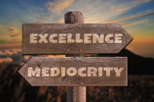 Strive To Become One Of The Elite – Your Ability To Achieve Is Limitless