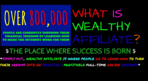 Extra Benefits of a Wealthy Affiliate Member
